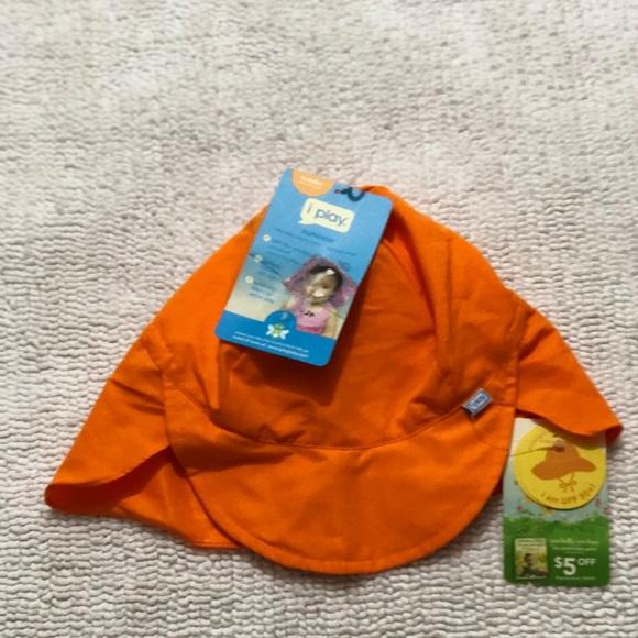 Toddler Orange IPLAY Sunhat a026c8909822